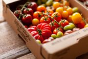 Win a Belazu Classic Bottle Bundle and a 3kg Heritage Tomato Box.