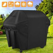 Sotor Bbq Cover, 600D Barbecue Cover 60 Inch Waterproof-2 3 4 Burner BBQ Grill