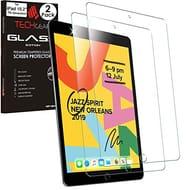 "TECHGEAR 2 Pack of iPad 10.2"" 2019 GLASS Edition Screen"