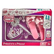 Pretend to Be a Princess Set's Ideal for Ages Three and Up.