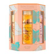 Sanctuary Spa Gift Set, Me Time Minis Shower Gel Gift