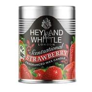 Strawberry Kitchen Garden Candle 250g