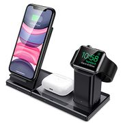 ESR 3-in-1 Wireless Charging Station for Iphone, Apple Watch & Airpods