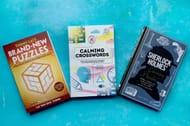 Win 3 X Puzzle Books