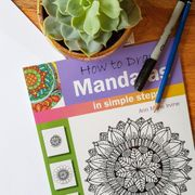 Win a Copy of How to Draw Mandalas in Simple Steps