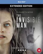 Win the Invisible Man on Blu-Ray!
