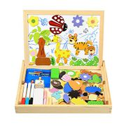 InnooBaby Magnetic Jigsaw Puzzles 100 Pieces