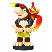 Banjo Kazooie 8 Inch Collectable Cable Guy Controller