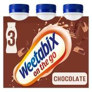Weetabix on the Go Breakfast Drinks Chocolate