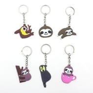 Sloth Keyring