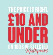Matalan £10 Or Less Multi-Pack Clothing & Home - Free C&C