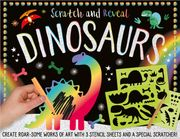 Scratch and Reveal Dinosaurs