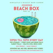 Win Food & Drink Every Day for 1 Month (Beach Box Jesmond/Newcastle)