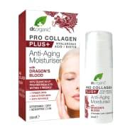 Dr Organic Pro Collagen Plus Dragon's Blood Anti-Aging Moisturiser 50ml