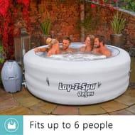 Lay-Z-Spa Vegas Pool Hot Tub - IN STOCK NOW!