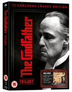 The Godfather Trilogy (Box Set) [Blu-Ray] Free Del.