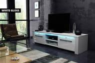*SAVE £90* LED TV Stand - Oak, Black, White & Oak White!