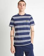 Lyle and Scott Men Multi Stripe T-Shirt - Save £20.24