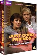 Just Good Friends Box Set DVD Down From £49.99 to £26.99