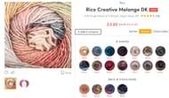 Rico Creative Melange DK SALE