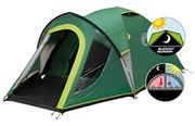 Coleman Tent Kobuk Valley 3/4 plus tent,BlackOut Bedroom Technology