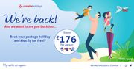 Air Malta - Children Fly for Free!