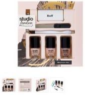 Superdrug Studio Manicure & Nail Varnish Set