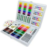 Royal Brush Manufacturing Company Art Adventure 252 Piece Set