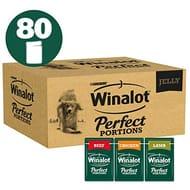 Winalot Perfect Portions Dog Food Mixed Jelly, 80 X 100 G