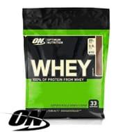 Optimum Nutrition Whey Protein: Chocolate (891g)