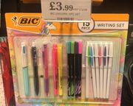 Bic Unicorn Pen Set