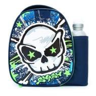 Smash Skull Lunch Bag and Bottle.