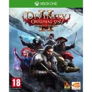 Xbox One Divinity Original Sin 2 - Definitive Edition £11.95 at TGC