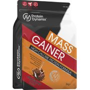 Protein Dynamix Mass Gainer High Calorie Protein Formula Chocolate Brownie