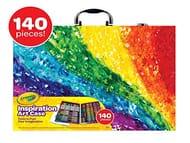 Crayola Inspiration Art Case -140 Pieces at Amazon
