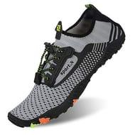 Water Shoes Womens Mens Aqua Beach Swim Shoes Quick Drying Barefoot Shoes