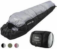 Andes Nevado 400 4 Season 400 XL Camping Hiking Mummy Sleeping Bag