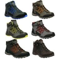 Regatta Mens Samaris II mid Walking Trail Waterproof Boots