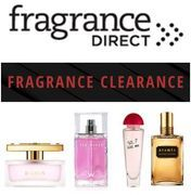 Fragrance Direct - FRAGRANCE CLEARANCE + FREE DELIVERY (over £25)