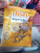 Little Dish Chickpea Pop Pops 6 for £1 Instore Only