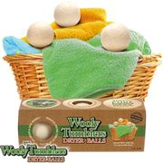 Wooly Tumblers: Dryer Balls