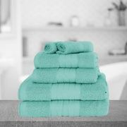 Towel Bale - 6 Piece Aqua