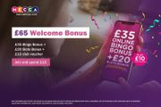 £5 Mecca Bingo Credit for Only £2