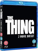 The Thing: 2 Film Pack (Used) (BD)