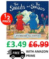 Julia Donaldson - The Smeds and The Smoos - HALF PRICE