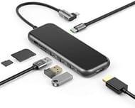 Baseus USB C Hub - BETTER Than 1/2 Price