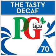 PG Tips the Tasty Decaf 70s 203g