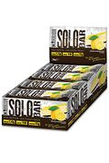 Warrior Solo Protein Bars Box of 12 High Protein Low Carb Bars