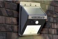 Outdoor Garden Security Lights + EXTRA 10% Off