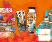 Grenade Snacks 25% off and up to 8% Cashback